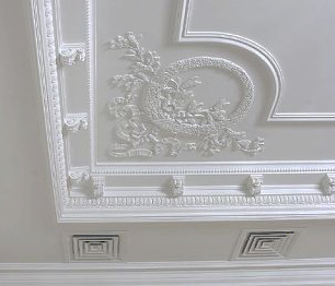 Order Stucco molding in Almaty, the Stucco molding in Kazakhstan, Decoration of interiors a stucco molding