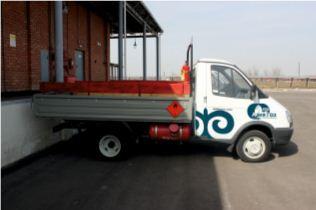 Заказать Транспортировка газов в баллонах