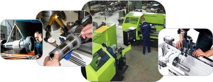 Order Repair, turning, milling, grinding, machines