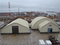 Заказать Строительство ангаров в Казахстане