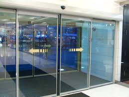 Order Installation of automatic doors