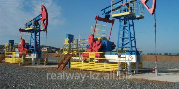 Заказать Обустройство нефтяных и газовых месторождений.