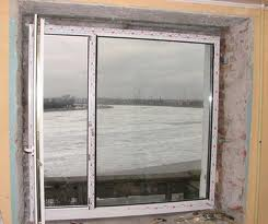 Order Installation of metalplastic windows
