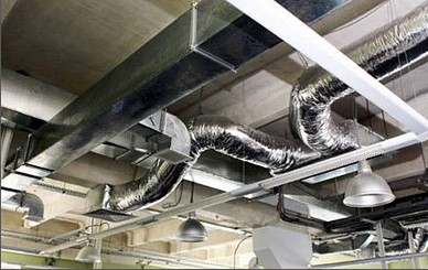 Заказать Реконструкция систем вентиляции, Изготовление и монтаж вентиляции.