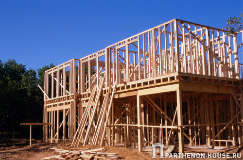 Order Construction of the frame fast-built houses