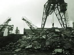 Заказать Обработка металлических отходов и лома черных металлов