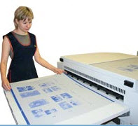 Order Production of printing forms