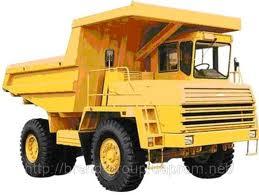 Заказать Услуги по перевозке горной массы
