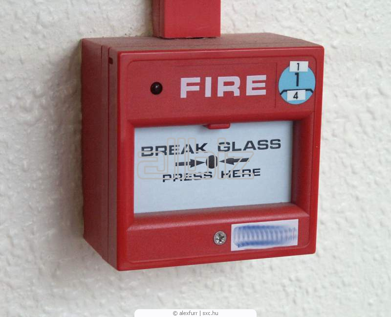 Order Mounting of fire systems