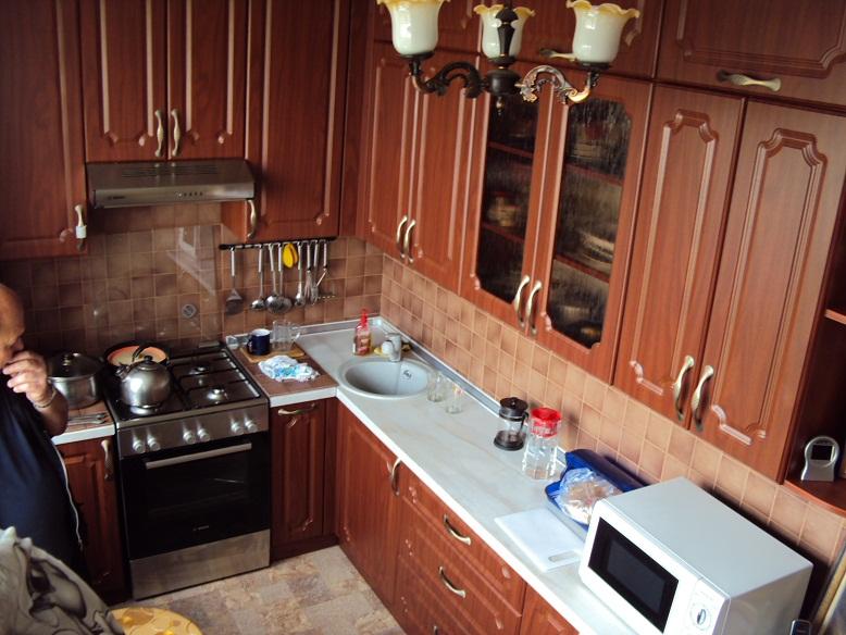 Кухня 4 3 дизайн