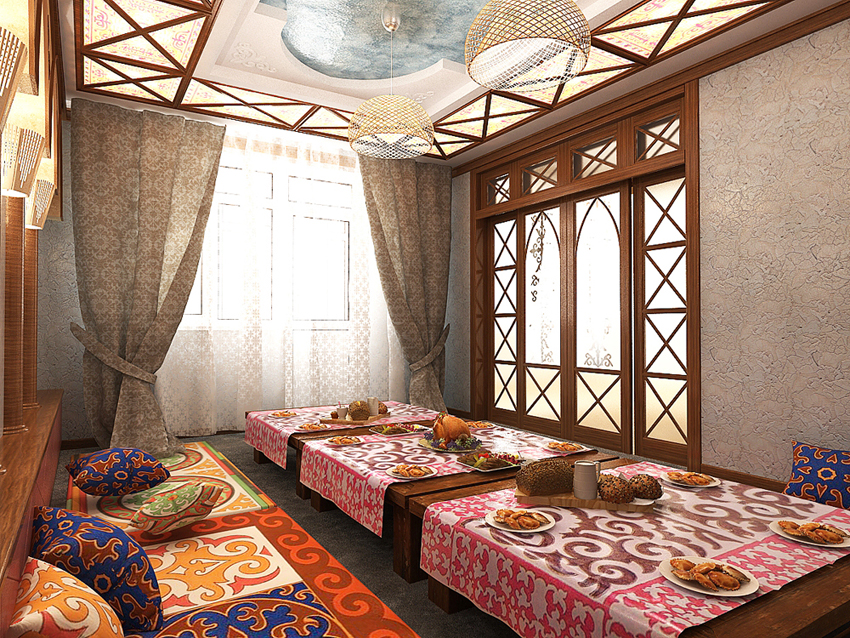 Казахстан дизайн
