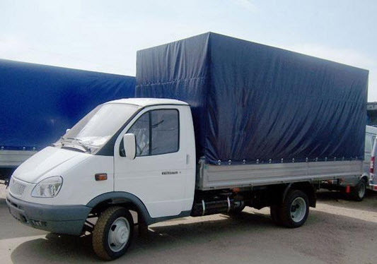 Order Private transportation of goods, transportation of goods by motor transpor