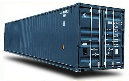Order Hire and rent of containers