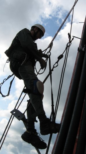 Order Installation of antennas