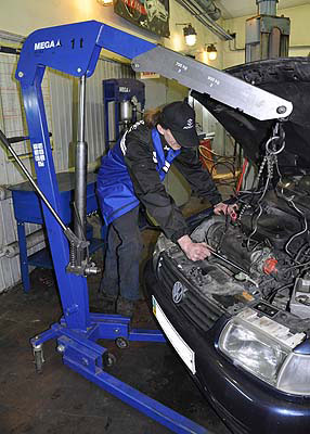 Заказать Капитальный ремонт автодвигателей