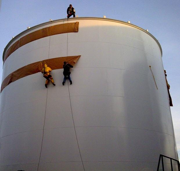 Заказать Антикоррозионная защита резервуаров