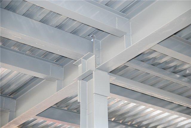 Заказать Антикоррозионная защита металлоконструкции зданий