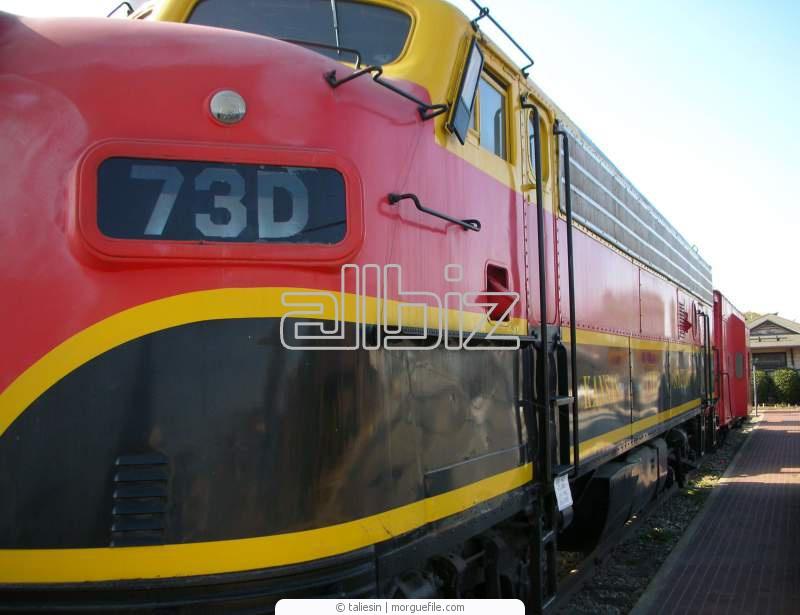 Заказать Перевозки пассажирские пригородными поездами