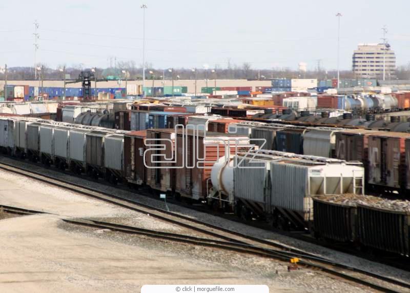 Заказать Услуги железнодорожных перевозок контейнерных грузов