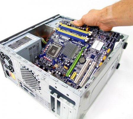 Заказать Сборка компьютеров
