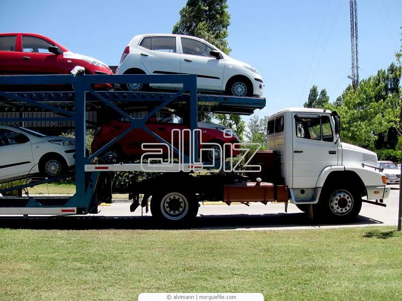 Заказать Грузовые перевозки автомобилей