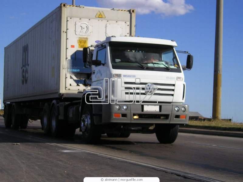 Заказать Грузоперевозки автомобильные по России и Казахстану