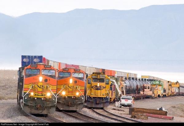 Заказать Железнодорожные перевозки из Европы