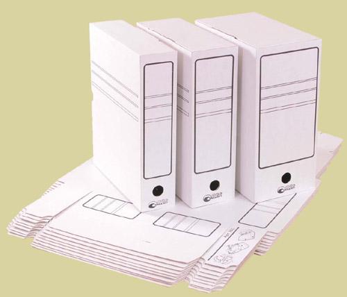 Order Archival folders (plastic)