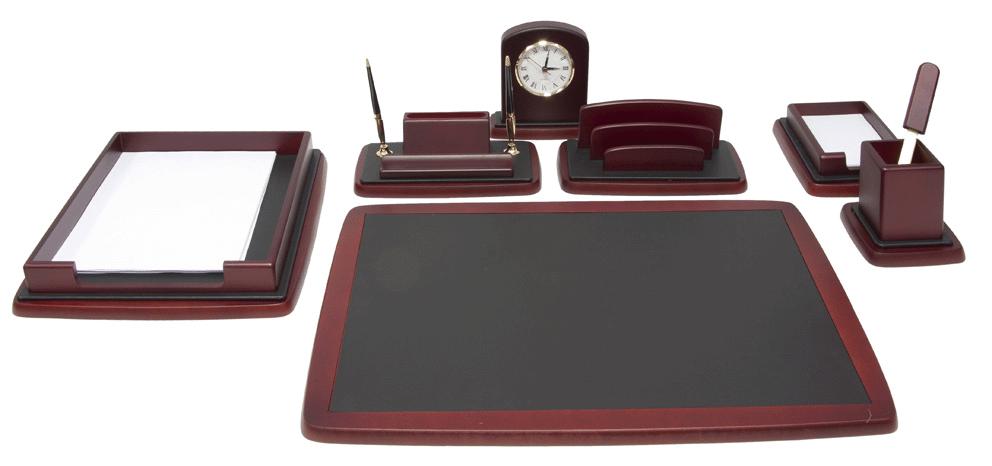 Order Desk set rukovoditeya, organizers