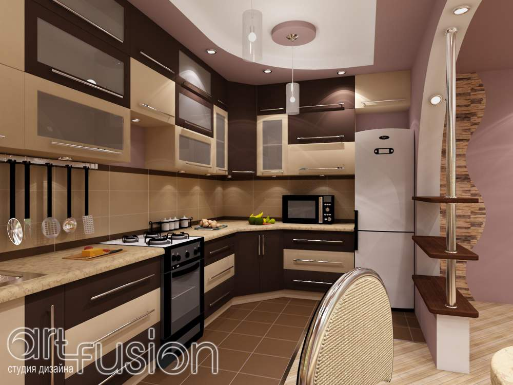Онлайн дизайн кухни заказать дизайн