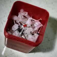 Заказать Утилизация медицинских отходов