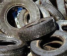 Заказать Утилизация отработанных шин