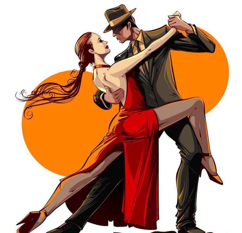 Картинки, картинки танцующие пары