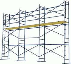 Order Repair and recovery of the construction woods and scaffolding