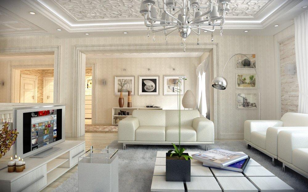 Order Design and decor of interiors