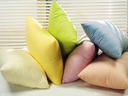 Order Tailoring of pillows