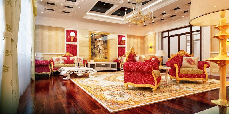 Order Interior in classical style