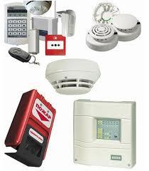 Заказать Монтаж систем пожарной сигнализации