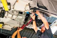 Repair and restoration of steering racks