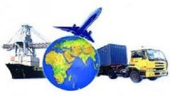 International cargo delivery