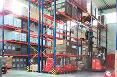 Хранение и обработка грузов на складе