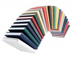 Imposition of magazines, books, collection,