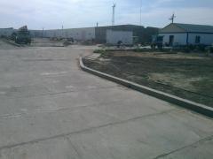 Аренда складских площадок