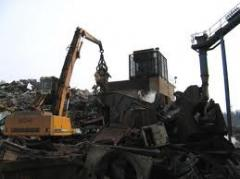 Utilization of dangerous wastes