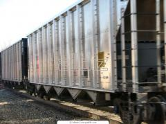 Lease of railway cars