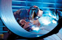 Welding of metals in Uralsk