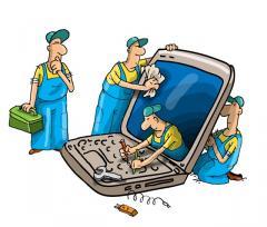 Ремонт ноутбуков любой сложности!