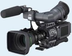 Услуги видео-, фотосъемки