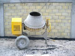 Услуги по приготовлению бетонных смесей, бетонных