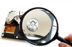 Возобновление данных компьютера